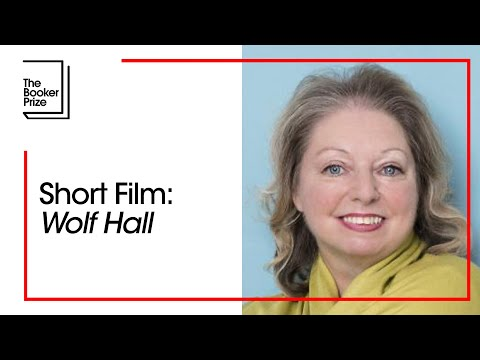 Short film looking at Hilary Mantel's winning novel, Wolf Hall