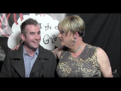 Eric Barry discusses being a straight gay-for-pay sex worker on Under the Golden Gate LIVE!
