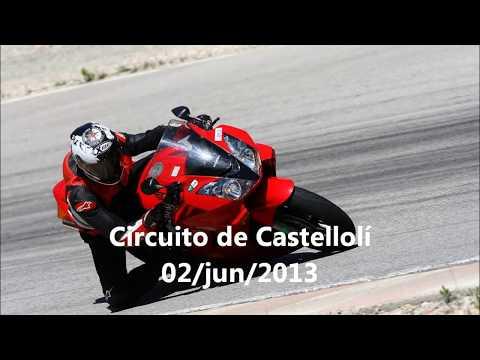 Track day Honda VFR 800 vtec.Castellolí