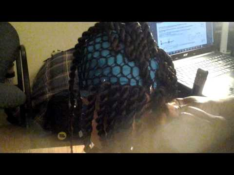 Wig Tutorial ( Crocheted Havana twists)