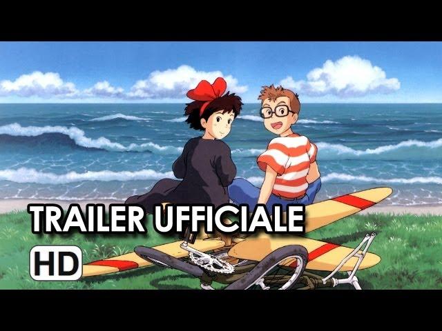 Kiki - Consegne a domicilio Trailer Ufficiale