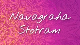 Navagraha Strotam   Powerful Mantra To Pacify Nine Planets & Protect From Evil Effects