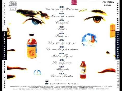 Colores santos - Gustavo Cerati 1992