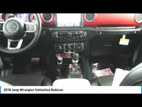 2018 Jeep Wrangler Unlimited Holzhauer Auto and Motorsports Group 332016