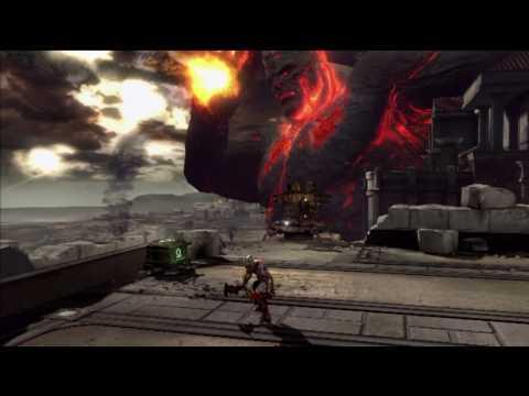 E3 2009: God of War III Stage Demo