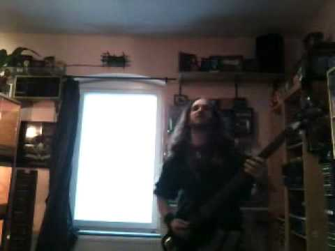 Kiss   Love Gun Animalize Uncensored Live Version   Bass Cover