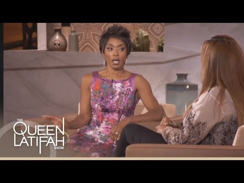 Angela Bassett Talks Marriage on The Queen Latifah Show