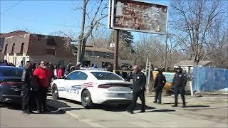 A VIOLENT DAY IN NORTHWEST DETROIT HOOD