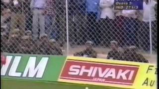Sanath Jayasuriya 79 vs India 1996 WORLD CUP