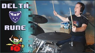 Deltarune Full OST Playthrough! - The8BitDrummer!