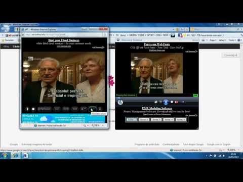 etvonline.ro Vizionare posturi tv sopcast  in VLC player.Tv online,Tv online Romania