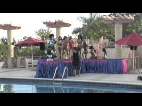 Ms Black Nude Swimwear 2011 video
