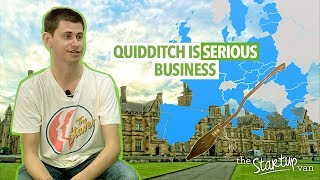 Quidditch is Serious Business
