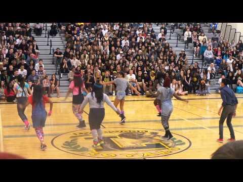 Lynnwood High School Dance Spring Assembly