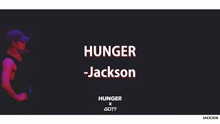 Han 中字 Eng Jackson Of Got7 Hunger Present You Me Edition