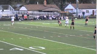 2014 SPHS Soccer North County HS State Cup SP Goal   YOUTUBE