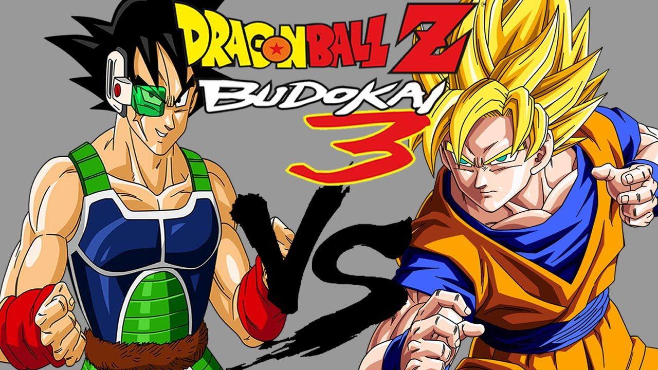 Dragon ball z budokai 3 bardock w spirit of saiyans vs super saiyan goku father son fight - Super san dragon ball z ...