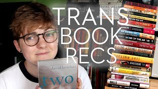 ULTIMATE TRANS BOOK REC LIST!