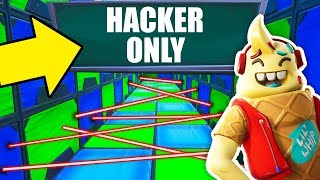 fortnite bot becomes hacker... *hacker deathrun*