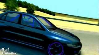 Mitsubishi Lancer Evo9 Drifting Around