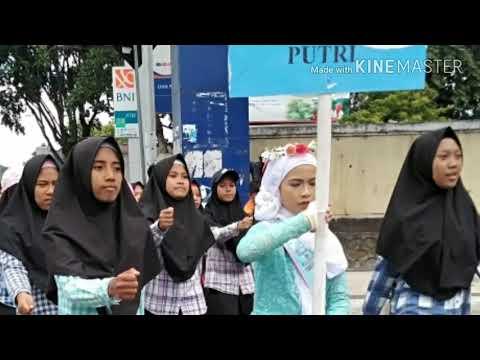 Apel Tahunan Ke-25 Pondok Pesantren Nurul Haramain NW Narmada_ Intazam Generation_ 2018