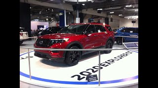 First Look: 2020 Ford Explorer ST - Calgary Auto Show 2019
