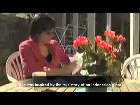 Aksyon Journalismo TV5: Cherie Mercado interviews Candy Gourlay, Author of Tall Story
