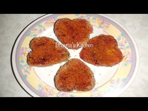 Vegetable cutlets masala burger patties video recipe by for Cuisine meaning in marathi