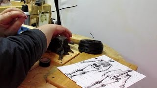 Making an Armature for the Sketch