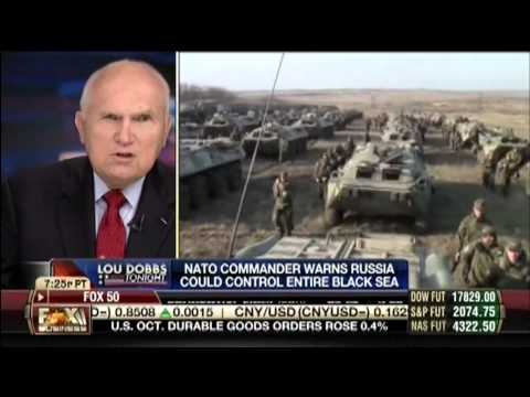 11/26/14 Maj. Gen. Scales: Obama threw Ukraine under the bus