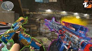 Crossfire  2.0 : M4A1 Predator Prime - Hero Mode X - Tiền zombie V4