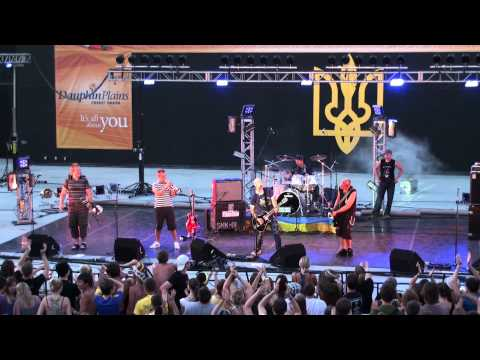 Mad Heads XL/ [Мед Хедс] - [Complete Concert] @ Canada's National Ukrainian Festival 2011