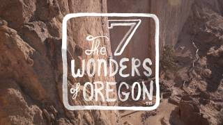 Making of The 7 Wonders of Oregon
