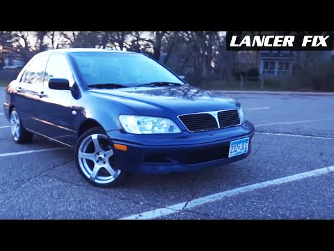 Lancer Fix | STATIC 17x7 Rims, 205/40/17 Tires, Stock 03 ES - Ep.13