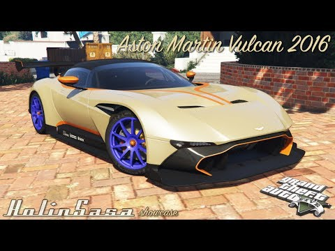 Aston Martin Vulcan 2016 [add-on]