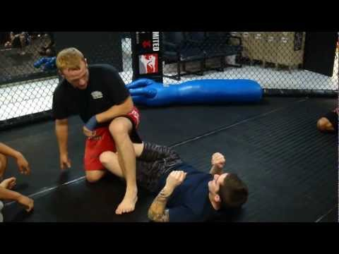 How to pass the Butterfly guard. Jiu-jitsu seminar Image 1