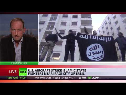 'It's Madness! US opposes ISIS in Iraq, supports them in Syria'