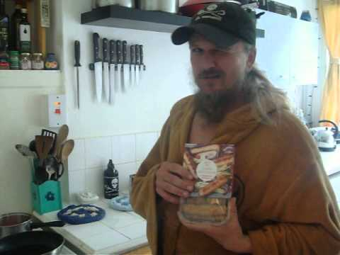 Richard Ochampaugh-Richard's Kitchen auf Deutschlish-Segment 3