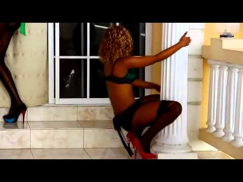Macka Diamond - Dye Dye Raw) - [Official Music Video] Reggae Dancehall - 2013