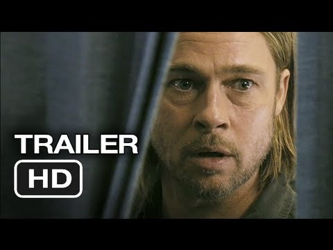 Subscribe to TRAILERS: http://bit.ly/sxaw6h Subscribe to COMING SOON: http://bit.ly/H2vZUn Like us on FACEBOOK:http://goo.gl/dHs73. World War Z TRAILER #2 (2...