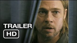 World War Z - World War Z TRAILER 2 (2013) - Brad Pitt Movie HD
