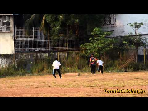 Final Match Highlight in CHA Premier League 2015 Tennis Cricket Tournament , Navi Mumbai