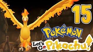 LAVADOS! Pokémon Let's Go Pikachu & Evoli! #15