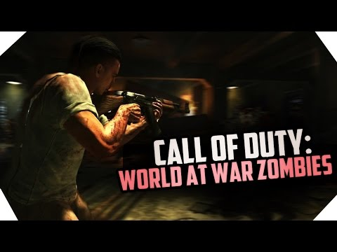 Jogando no celular - Call of Duty: World at War Zombies