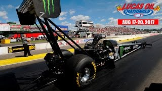 Highlights from the 2016 Lucas Oil NHRA Nationals in Brainerd!