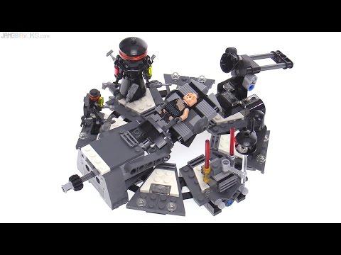 LEGO Star Wars Darth Vader Transformation review! 75183
