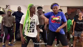 Tekno - Skeletun Dance Video | Dwp Academy
