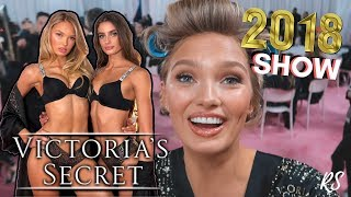 The Victoria's Secret Fashion Show 2018; SHOWTIME