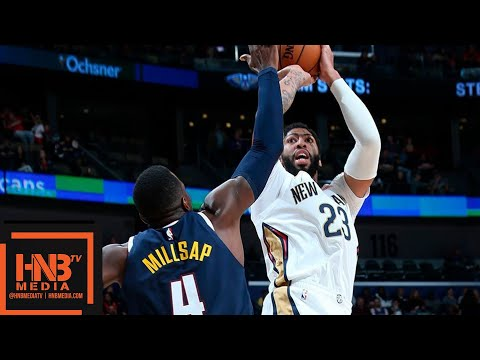 New Orleans Pelicans vs Denver Nuggets Full Game Highlights | 11.17.2018, NBA Season