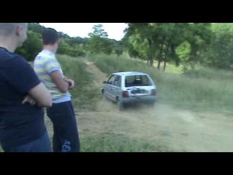VRAPCHE production Suzuki Maruti 800 crashing